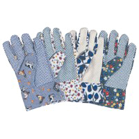 Diamondback C001  Gloves, Garden, Ladies, Cotton