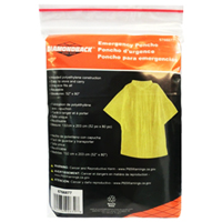 KIT PONCHO EMERGENCY ECONOMY 5