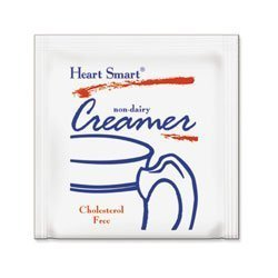 Heart Smart Non-Dairy Creamer Packets, 2.8 Gram Packets, 1000/Carton