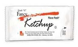 Flavor Fresh Ketchup Packets, .317oz Packet, 200/Carton