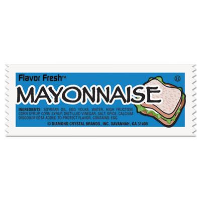 Flavor Fresh Mayonnaise Packets, .317oz Packet, 200/Carton