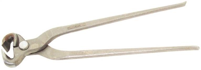 10IN FARRIER NAIL NIPPER