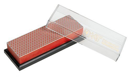 Diamond Whetstone W6FP Bench Stone 6 in L x 2 in W x 3/4 in T, 25 micron Grit