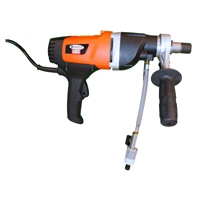 Diamond Products 66672 Hand Held Corded Drill, 115 V, 9 A, 1300 W, 0 - 350/0 - 900 rpm
