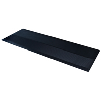 MAT RUNNER RUBBER BLK 27X72IN