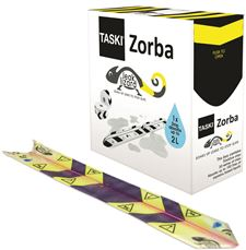 TASKI� ZORBA LEAK LIZARD, 60CM HIGHLY ABSORBENT DISPOSABLE STRIP, 30 METERS PER CASE