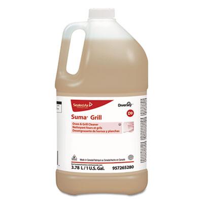 Suma Grill D9, 1 gal Bottle, 4/Carton