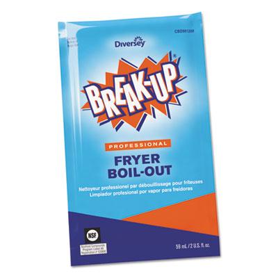 Fryer Boil-Out, 2oz Packet, 36/Carton