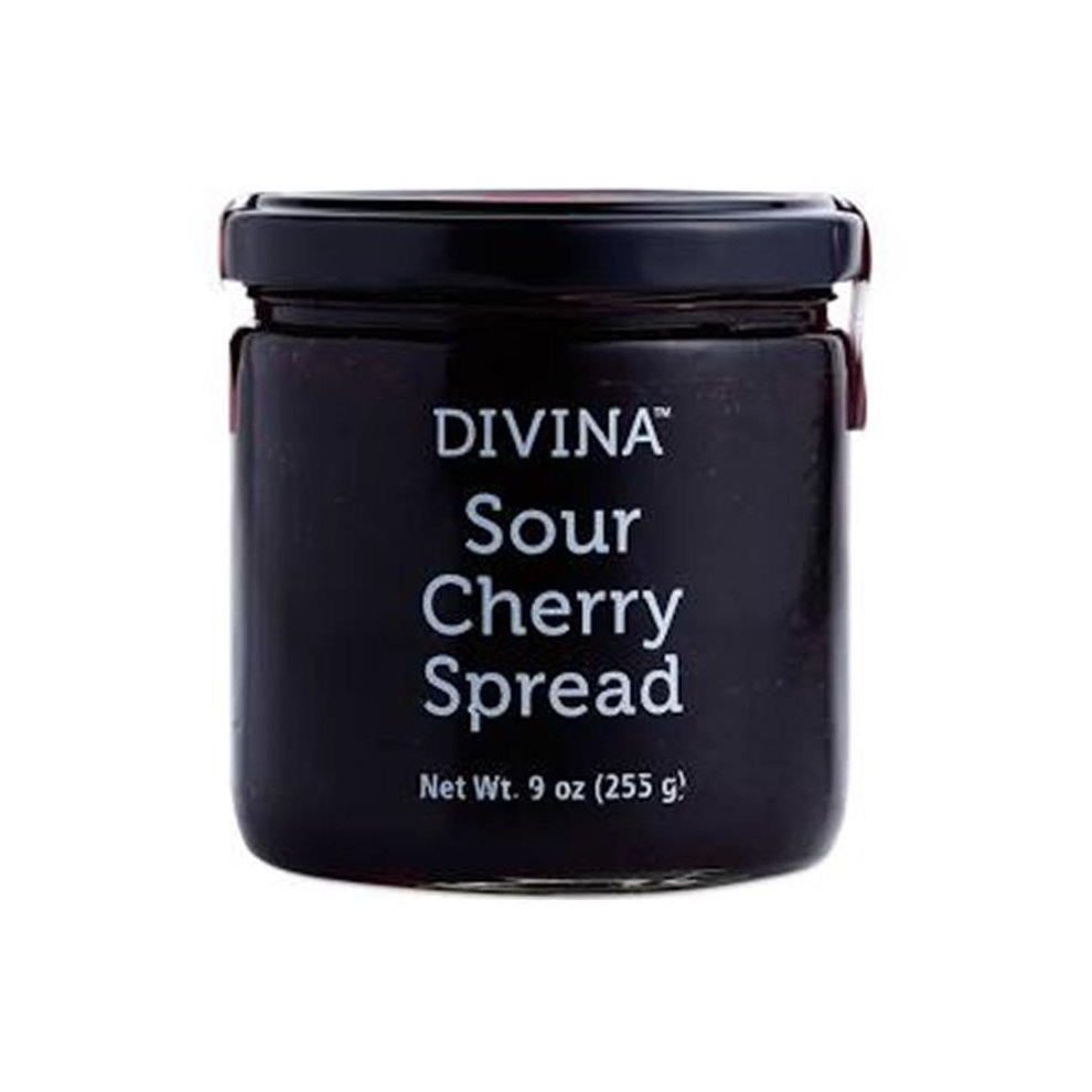 Spread -Sour Cherry ( 12 - 9 OZ )