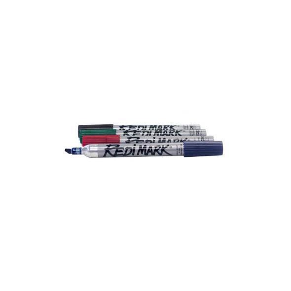 Dixon RediMark Heavy Duty Leak-Proof Marker, Green, Chisel, Xylene