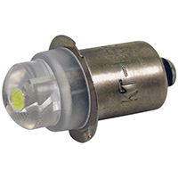 Dorcy 41-1643 Flashlight Bulbs, Led - Conversion, 2 Cell