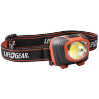 HEADLIGHT SOS 3AAA 260L