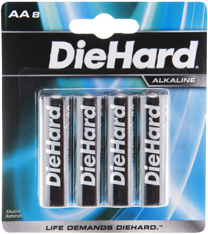 41-1157 DH 8AA BATTERIES