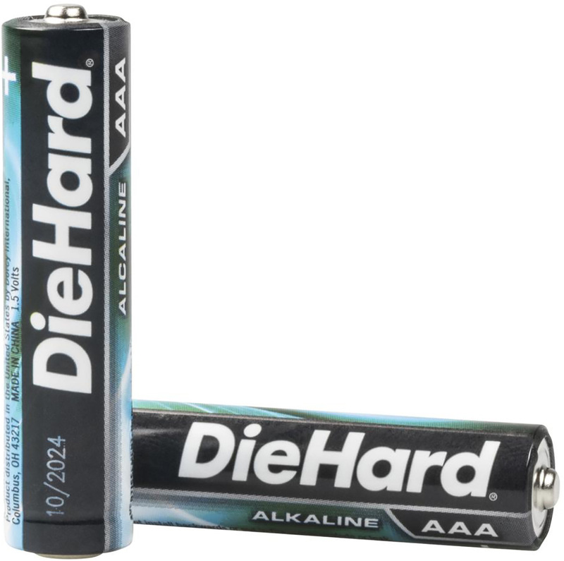 41-1158 DH 8 AAA BATTERIES