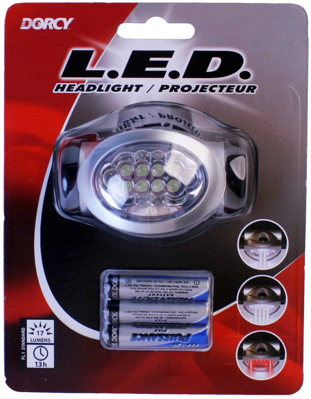 41-2095 10 LED HEADLIGHT