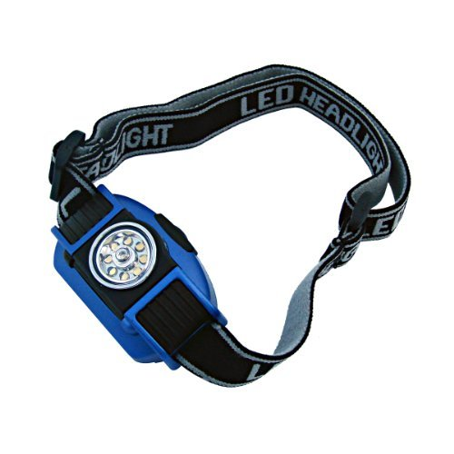 DORCY 41-2093 42-Lumen 8-LED Multifunctional Headlamp