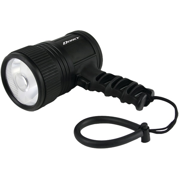 Dorcy 41-1085 500-Lumen Zoom Focus Spotlight