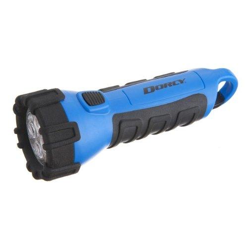 DORCY 41-2511 55-Lumen 4-LED Floating Flashlight