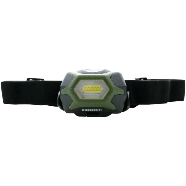Dorcy 41-2110 122-Lumen COB Headlamp