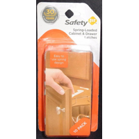 Safety 1st 48392 Spring-N-Release Latch