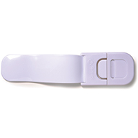 Safety 1St 48482 Durable Multi-Purpose Press-N-Pull Appliance Latch, Plastic