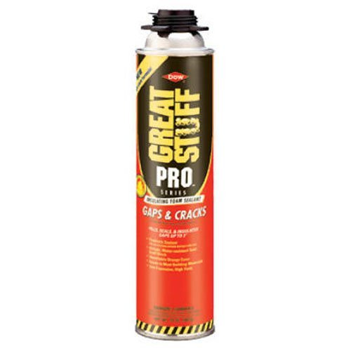 GREAT STUFF PRO� GAPS AND CRACKS INSULATING FOAM SEALANT, 24 OZ.