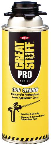 GREAT STUFF PRO TOOL FOAM CLEANER 12 OZ.