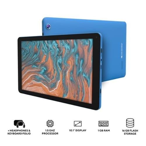 """10.1"""" QuadCore Tablet  Blue"""