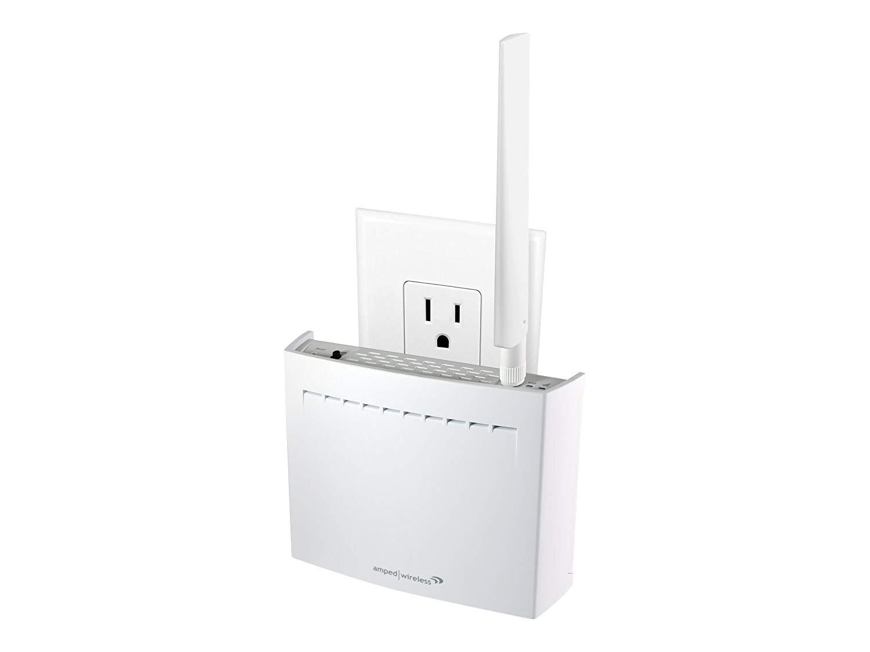 Amped Wireless High Power Plug-In AC1200 Wi-Fi Range Extender