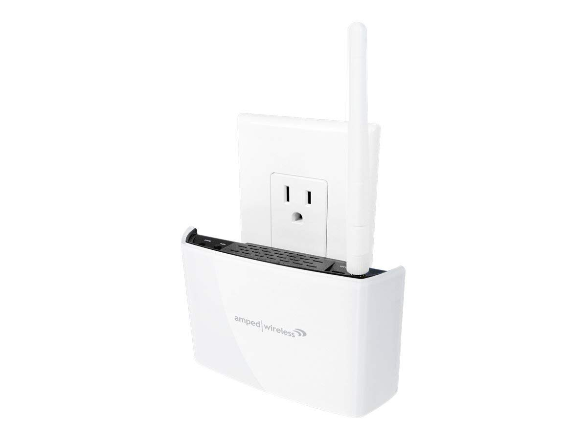 Amped High Power Compact 802.11ac Wi Fi Range Extender