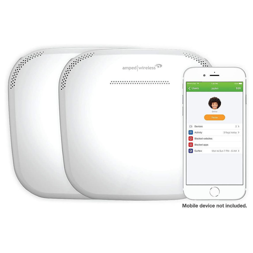 Amped Wireless ALLY PLUS - Home Smart WiFi system