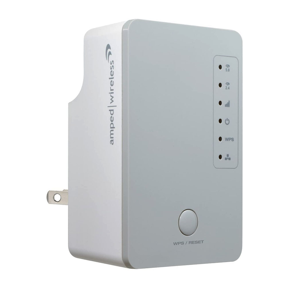 Amped Wireless Basic AC1200 Plug-In Wi-Fi Range Extender