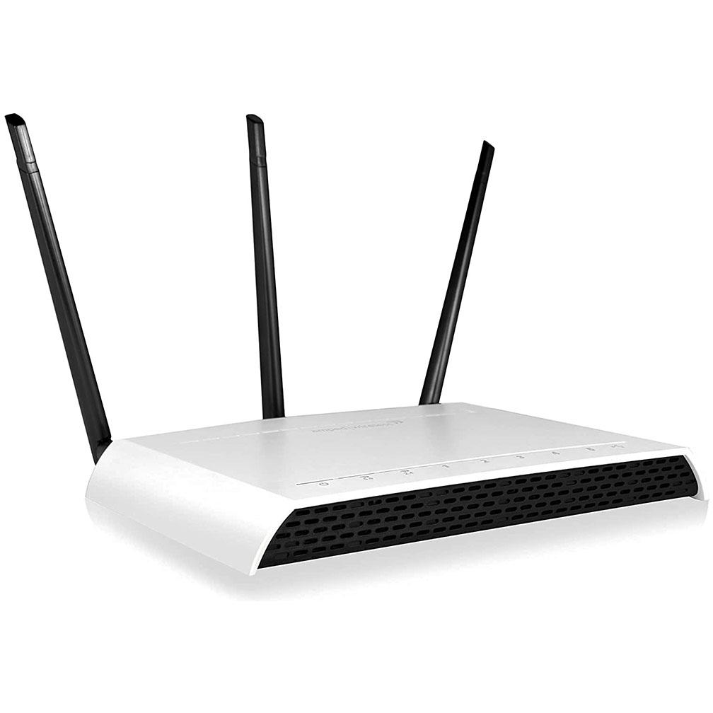 Amped Wireless High Power 800mW AC1750 Wi-Fi Range Extender