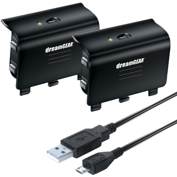 DREAMGEAR DGXB1-6608 Xbox One Charge Kit