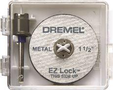 DREMEL� EZ LOCK� STARTER KIT, 1-1/2 IN.