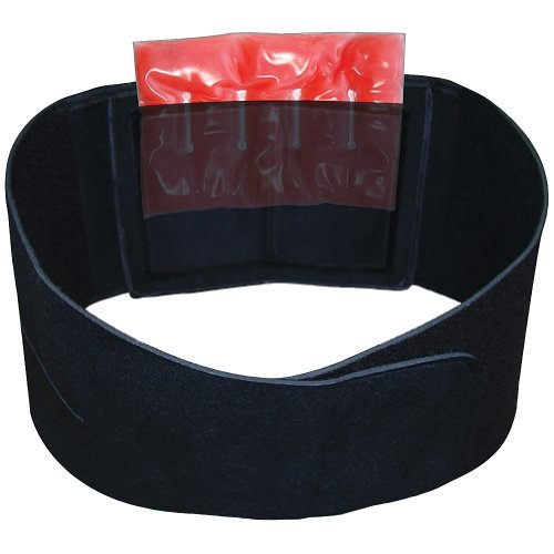 DR HO 3500 BLACK HEAT THERAPY BELT INSTANT HEAT BACK SUPPORT