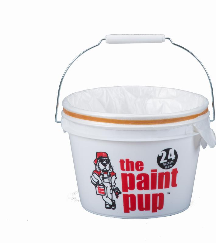 PD01 5QT PAINT PUP BUCKET