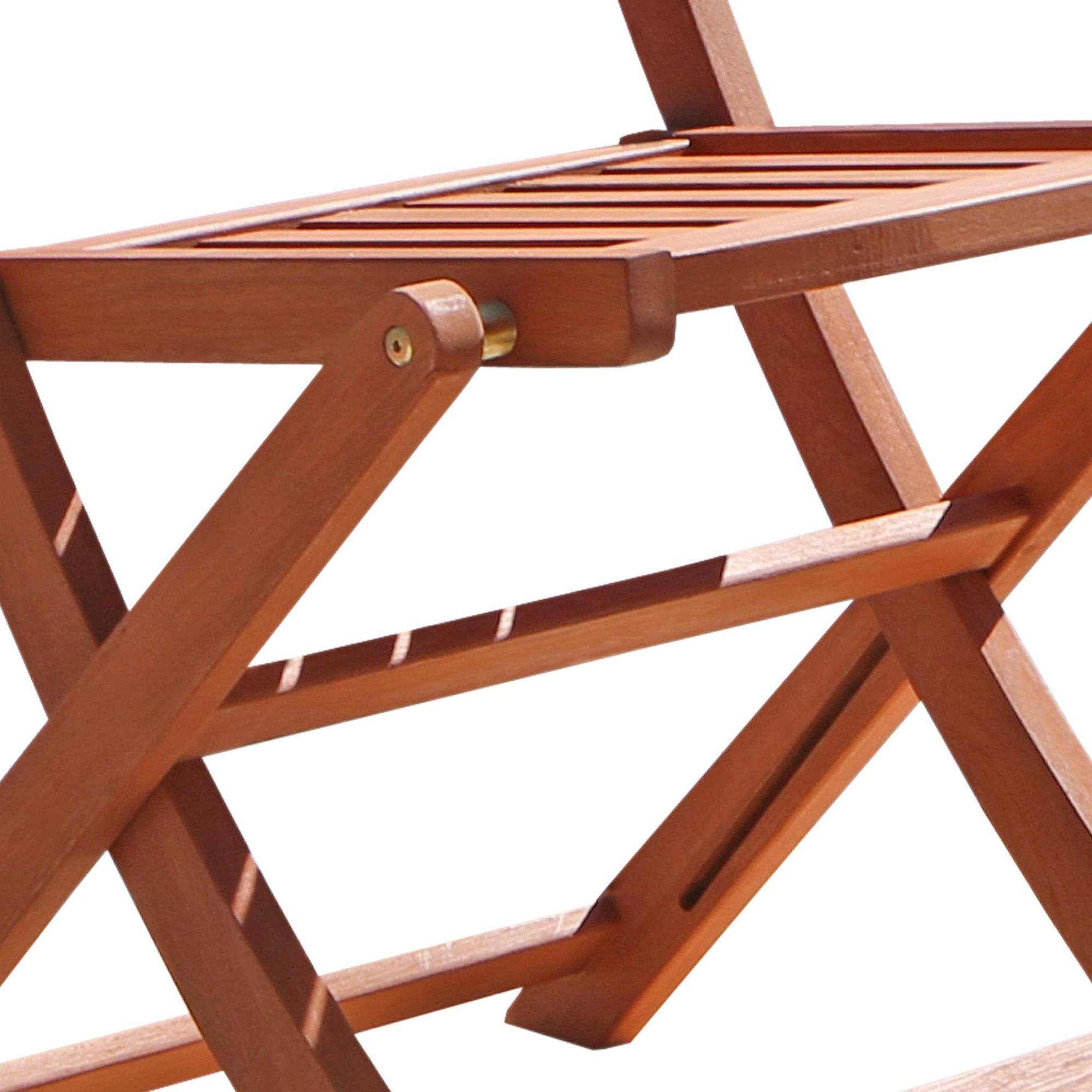 Malibu Outdoor Folding Bistro Chair (Set of 2)