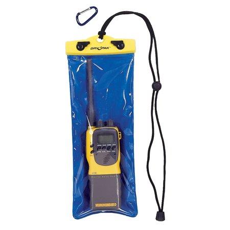 DRY PAK VHF Radio Case, 5 x 12