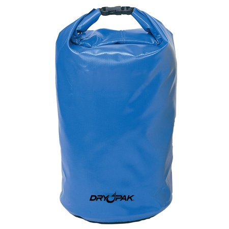 DRY PAK Roll Top Bag, 12.5 x 28, Blue
