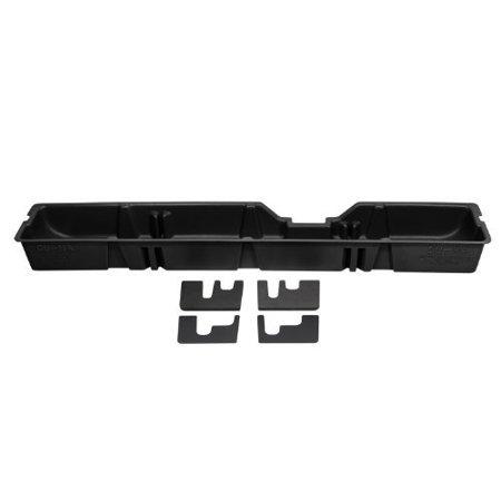 00-16 F250-F550 SUPER DUTY SUPERCAB DU-HA UNDERSEAT STORAGE / GUN CASE BLACK