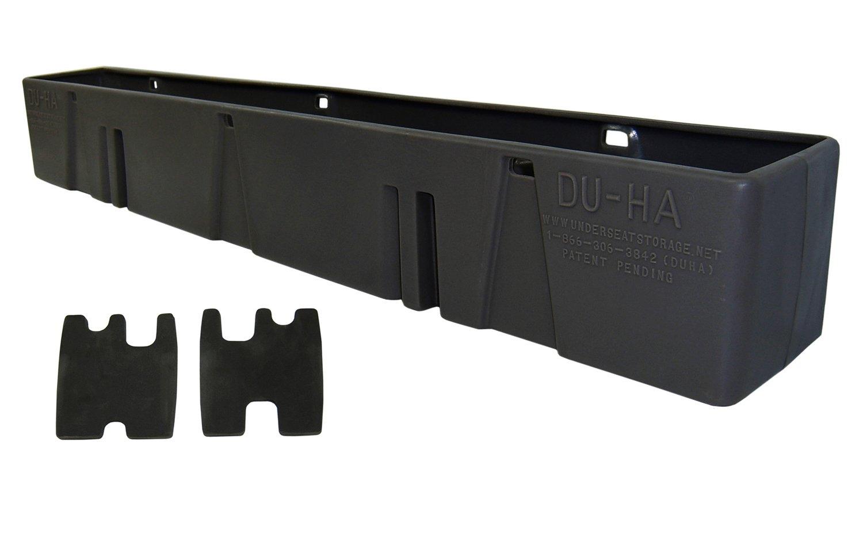 DU-HA Behind-the-Seat Storage Gun Case 04-07 GMC & Chevy Black