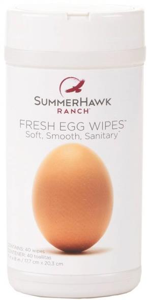 WIPE EGG FRESH 40COUNT HYGENIC