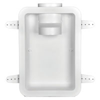 DRYER BOX RECESSED 4IN