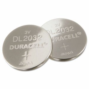 Lithium Medical Battery, 3V, 2/Pk