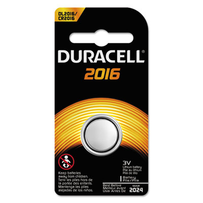 Button Cell Lithium Battery, 2016