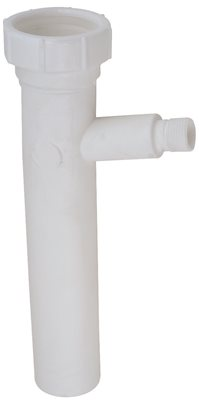 DURAPRO� PVC DISHWASHER TAILPIECE, 1-1/2 X 8 IN.
