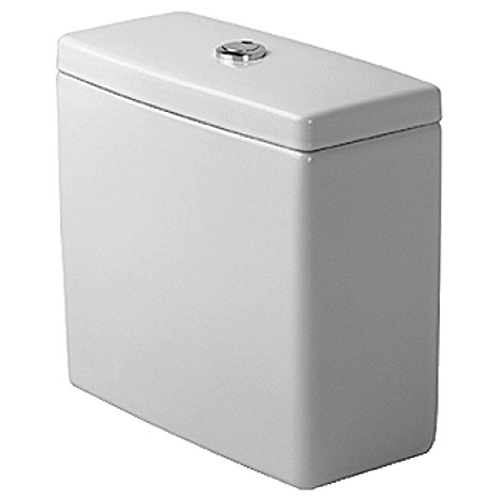 1.6 Gallons Per Flush Closet DUFL Tank *STARCK White