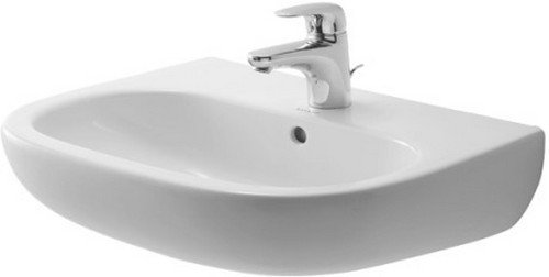 Washbasin 21 5/8 D-code White
