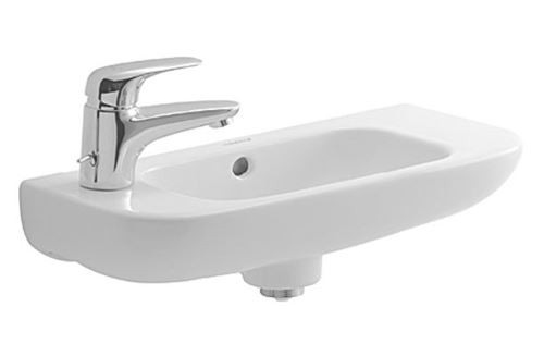19-5/8 Wall Mount Lavatory BASIN D-CODE White
